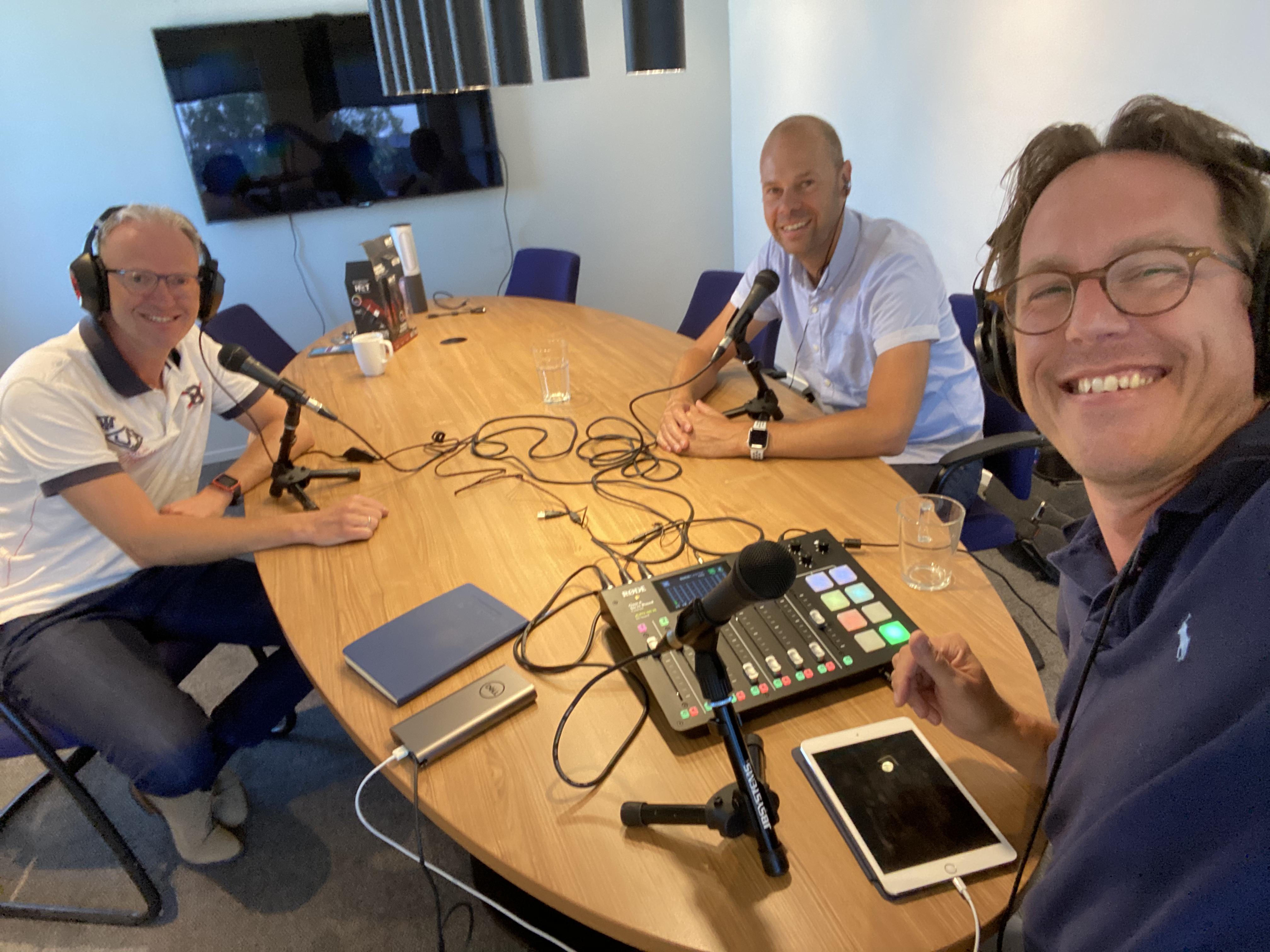 Podcast Bob